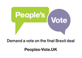 Click to join the campaign for democracy in this decision. #c4brexit If I was was sold a Jaguar and was just delivered a Nissan Micra I would complain and win. It is time we took democracy seriously and have a People's Vote.